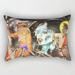 Post Modern Rectangular Pillow