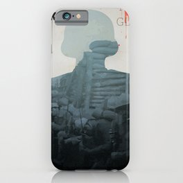 Paths of Glory, Stanley Kubrick, movie poster, Kirk Douglas, Orizzonti di Gloria, WWI war movie iPhone Case