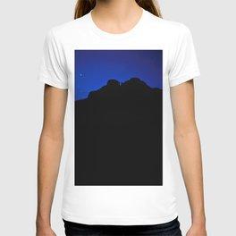 moon night, Jaisalmer, Rajasthan, India T-shirt