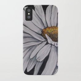 Pollari Shasta Daisy iPhone Case