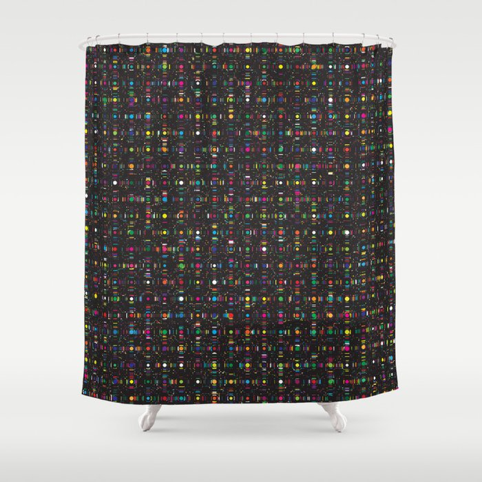 LED Shower Curtain By Simoncpage