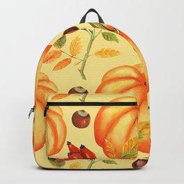 Harvest Pumpkin Backpack