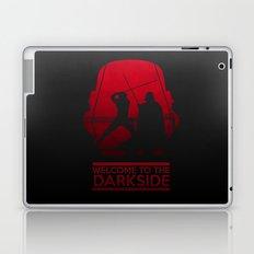 Welcome to the dark side Laptop & iPad Skin