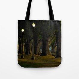 Fairmont Park Tote Bag
