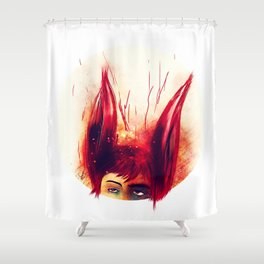 Land of Toys Shower Curtain