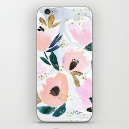Dreamy Flora iPhone Skin