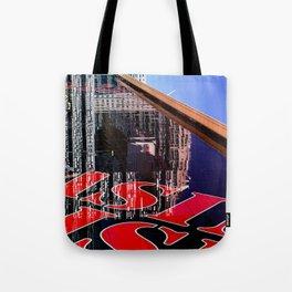 RED LISBON DESIGN Tote Bag