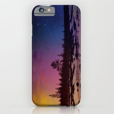 Day And Night - Painting iPhone 6s Slim Case