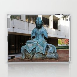Genuine Void and Subtle Possession by Jun Tsun-Tsun Lai (horizontal) Laptop & iPad Skin