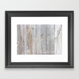 Barn N Framed Art Print
