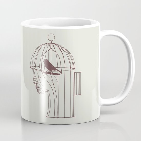 Be Alone Mug