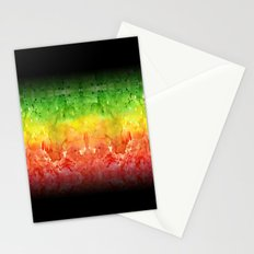 One Love Ombre Stationery Cards