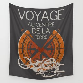 Books Collection: Jules Verne Wall Tapestry