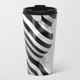 Primitive Stripes Travel Mug