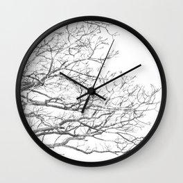 Lurking Wall Clock