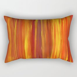 Sunset stratum Rectangular Pillow