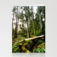 forrest Stationery Cards featuring Forrest by ILIA PHOTO + CINEMA