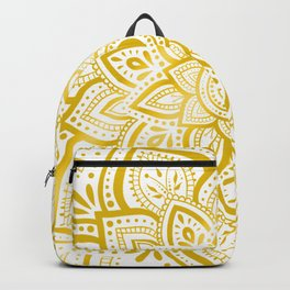 Pure Gold Backpack