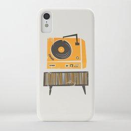 Vinyl Deck iPhone Case