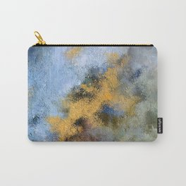 Colorful Abstract Clouds No.4 Carry-All Pouch