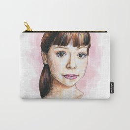 Alison Hendrix Orphan Black Carry-All Pouch