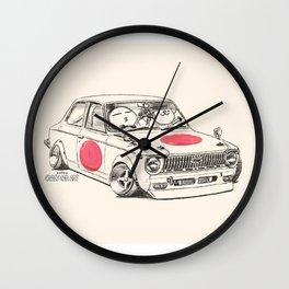 Crazy Car Art 0168 Wall Clock