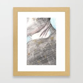 A face like Framed Art Print