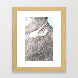 A face like Framed Art Print