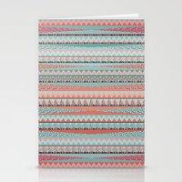 boho Stationery Cards featuring BOHO by Nika