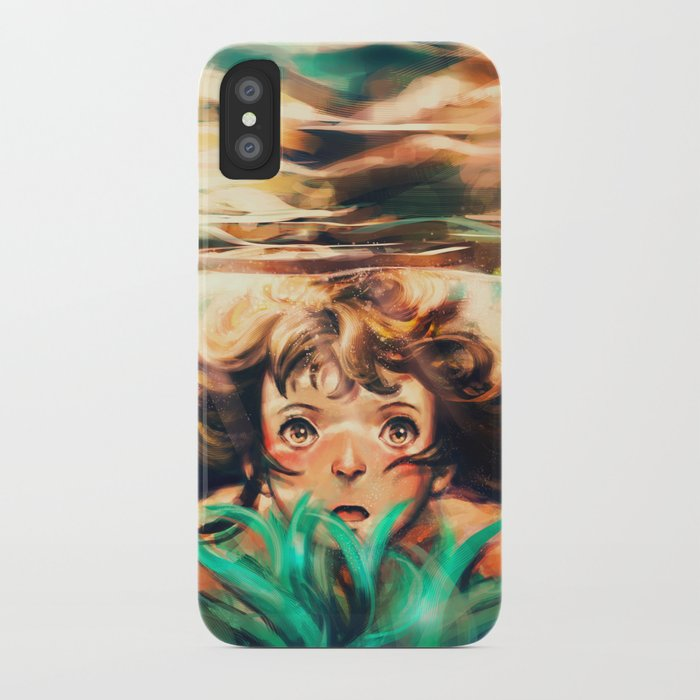 The River iPhone Case