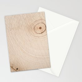 Real Wood Texture / Print Stationery Cards