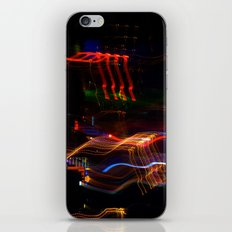 Macau lights iPhone & iPod Skin