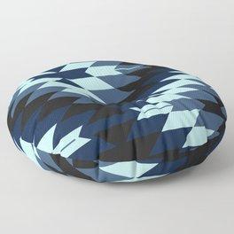 San Pedro in Indigo Floor Pillow