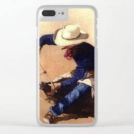 Annie Clear iPhone Case