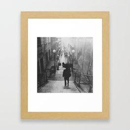 Regn Framed Art Print