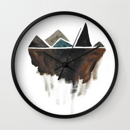 Tennyson #1 Wall Clock