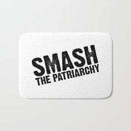 Smash the Patriarchy Bath Mat