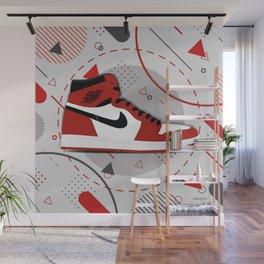 Sneaker Freak - Air 1985 Wall Mural