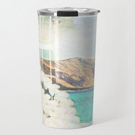 Aloha Island of Ni'ihau Travel Mug