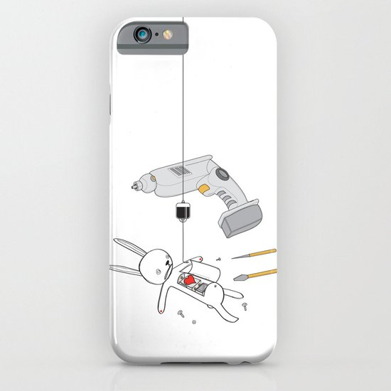 RABBIT FIX (SAVED RABBIT SERIES 2) iPhone & iPod Case