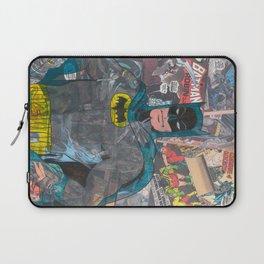 Bat the Caped Crusader Laptop Sleeve