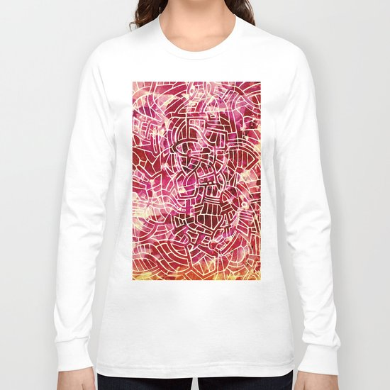 - red palace - Long Sleeve T-shirt