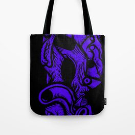 Irradié - the print Tote Bag