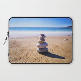 Cassis Stone Pile Laptop Sleeve