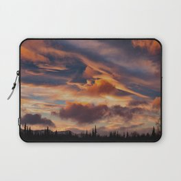 Good Morning Anchorage, Alaska Laptop Sleeve