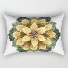 Verbascum Thapsus 2 Rectangular Pillow
