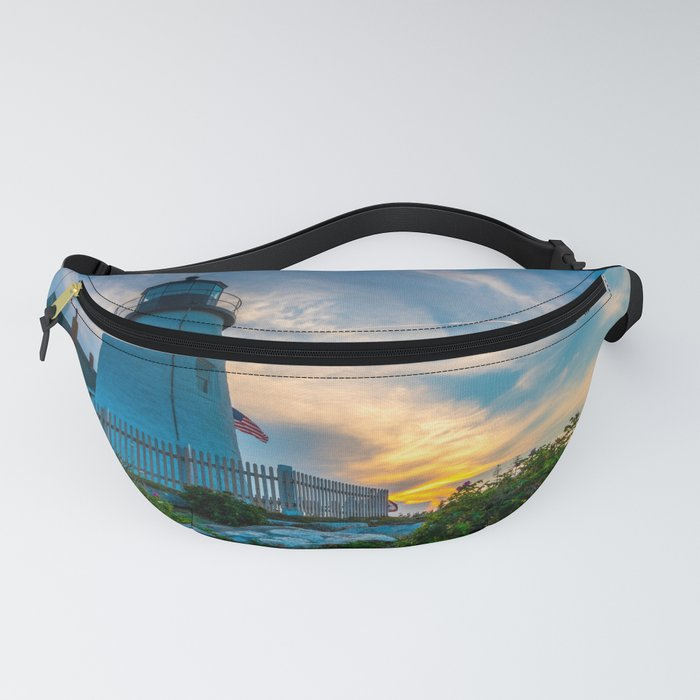 Lighthouse in the US state Fanny Pack