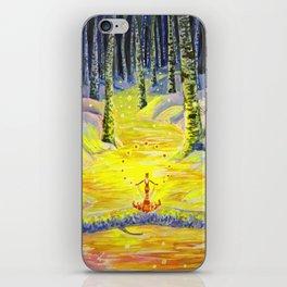 Winter Sorcery iPhone Skin