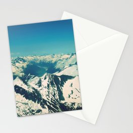 Mountain Peaks | Photography Stationery Cards