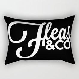 Fleas&Co Rectangular Pillow